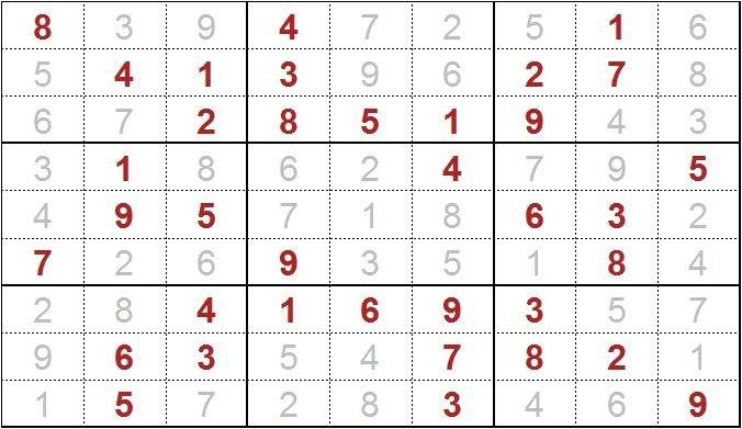 Sudoku mit R