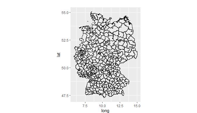 Landkreise in Deutschland